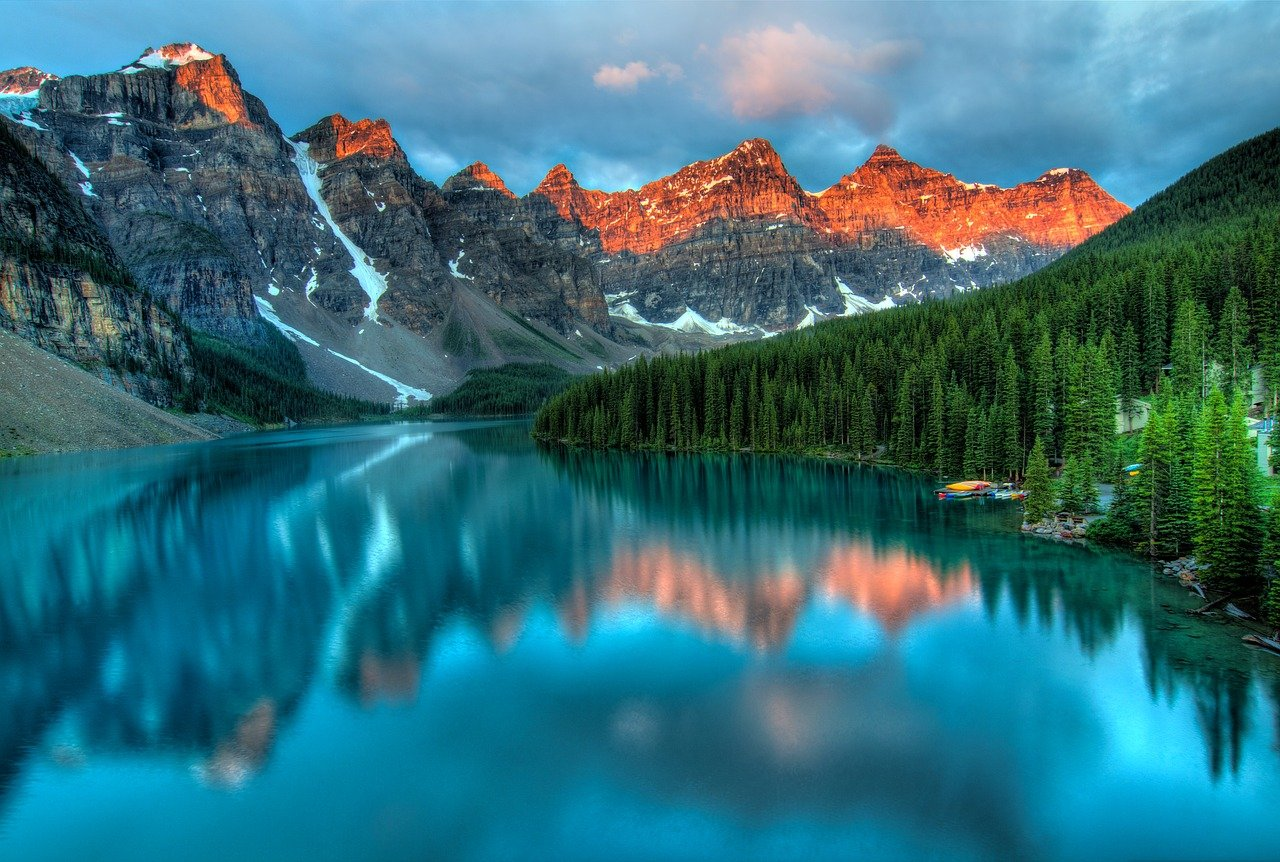 Banff National Park and the Rocky Mountains, Canada