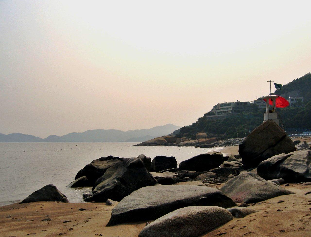Chec Va Beach, Coloane Island, Macau