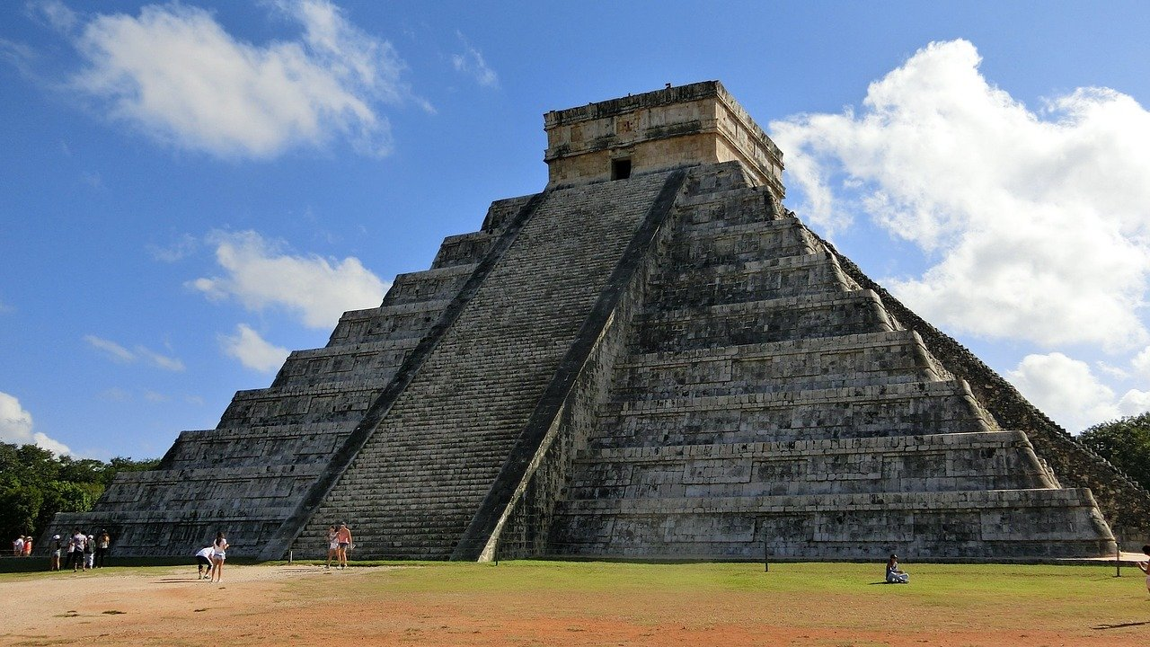 Chichen Itza – the largest of the Maya cities in the Yucatan Peninsula, Mexico
