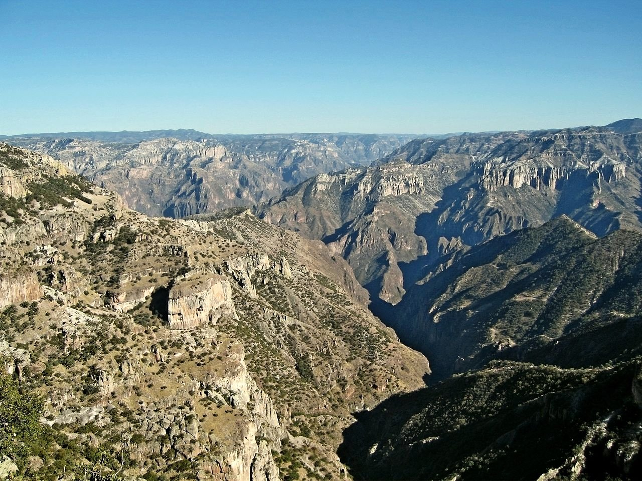 Copper Canyon, Mexico
