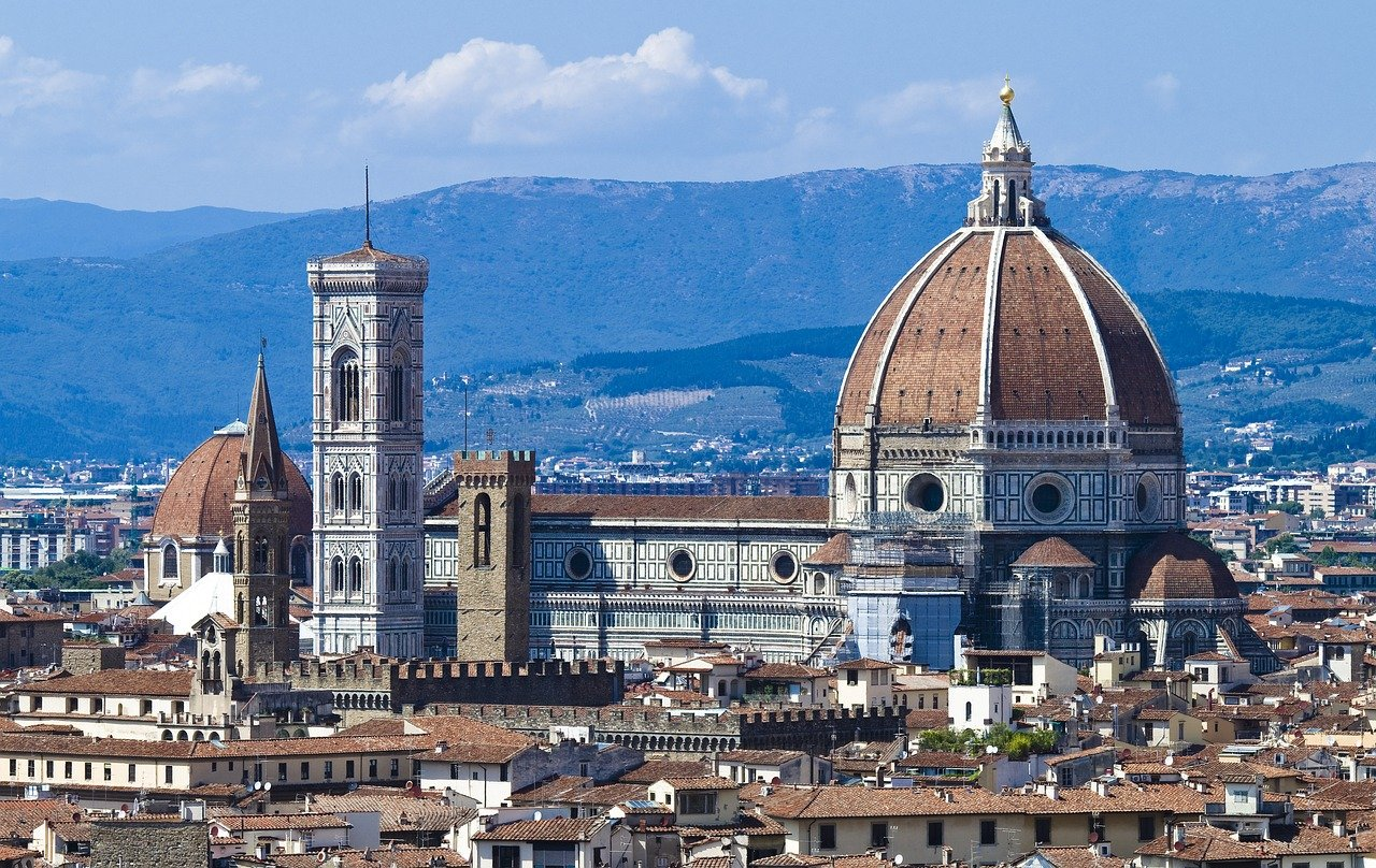 Florence Cathedral, Tuscany, Italy