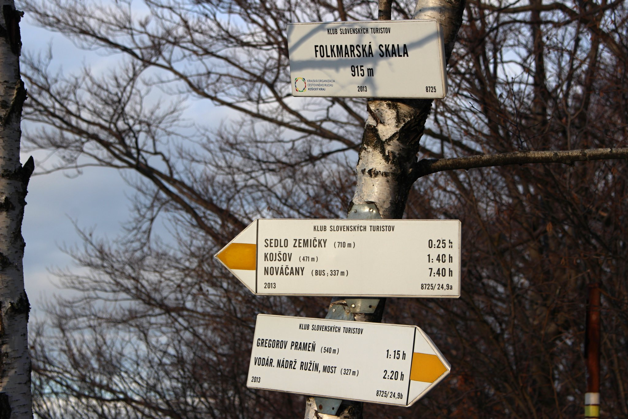 Folkmarská skala, Košice region, Slovakia – 2