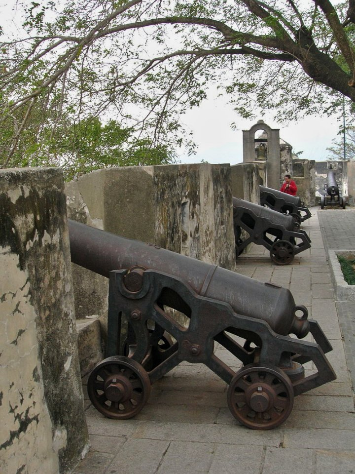 Fortaleza do Monte, Macau