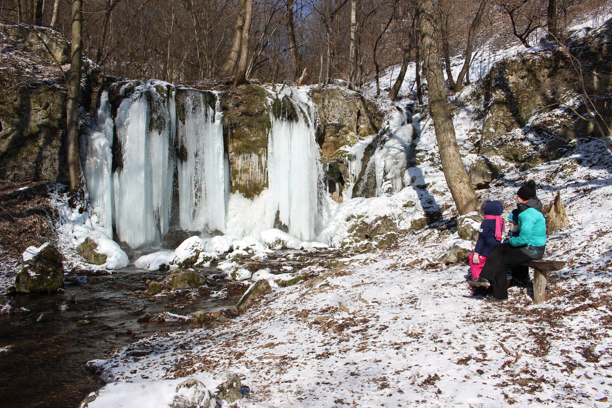 Hájske waterfalls, Slovak Karst National Park, Slovakia – 05
