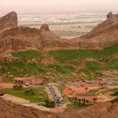 Jebel Hafeet, United Arab Emirates