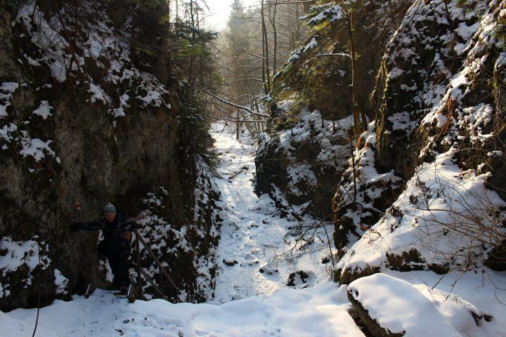 Lačnovský canyon, Lipovce, Prešov region, Slovakia - 11