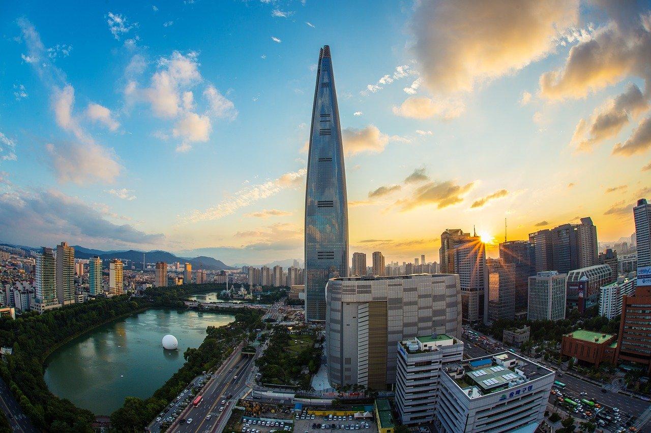 Lotte World, South Korea