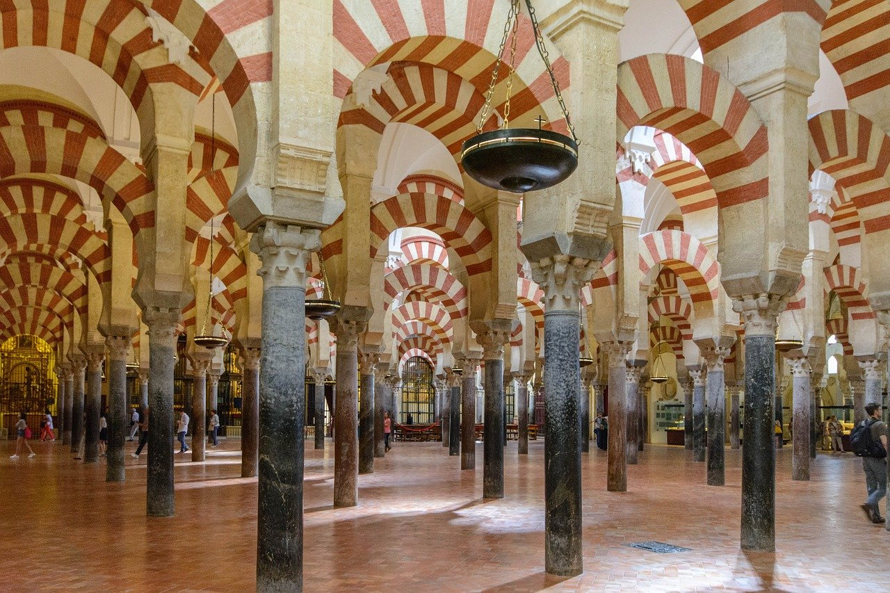 Mezquita of Cordoba, Spain