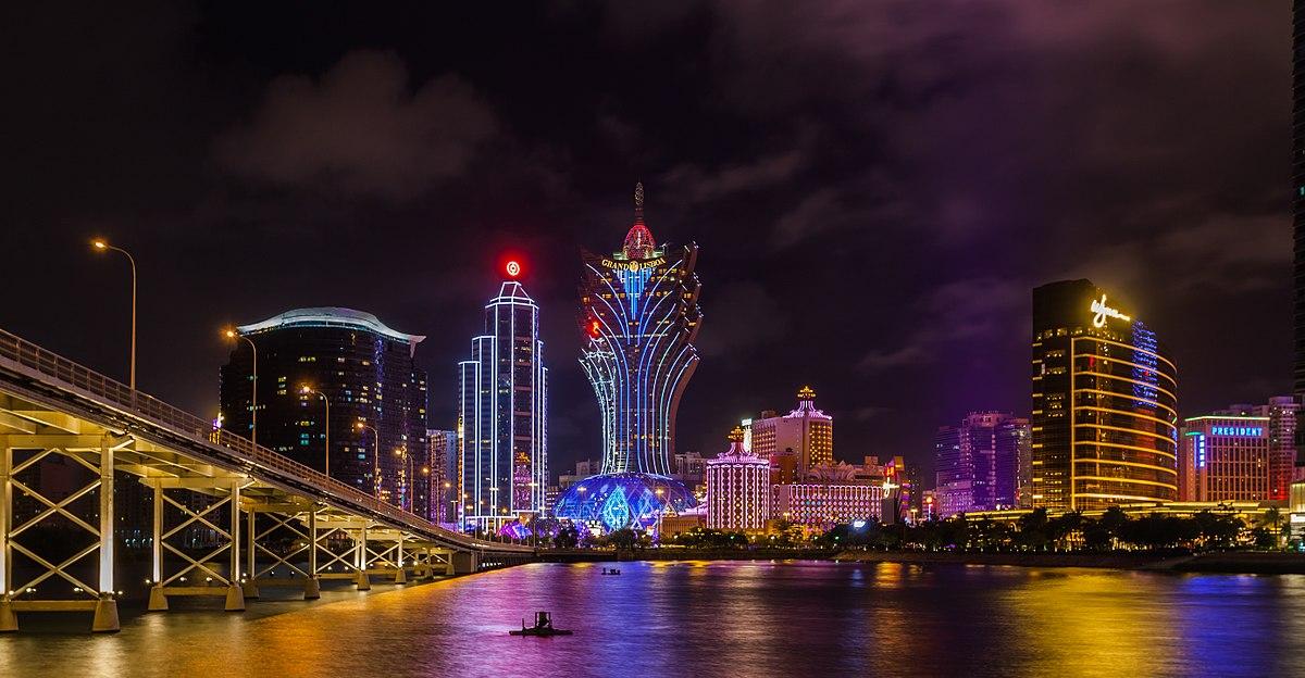 Nam Van Lake, Macau
