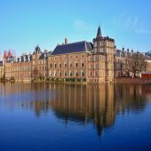 Parliament building - Hague - Netherlands
