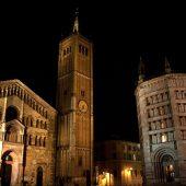 Parma, Piazza Duomo, Italy
