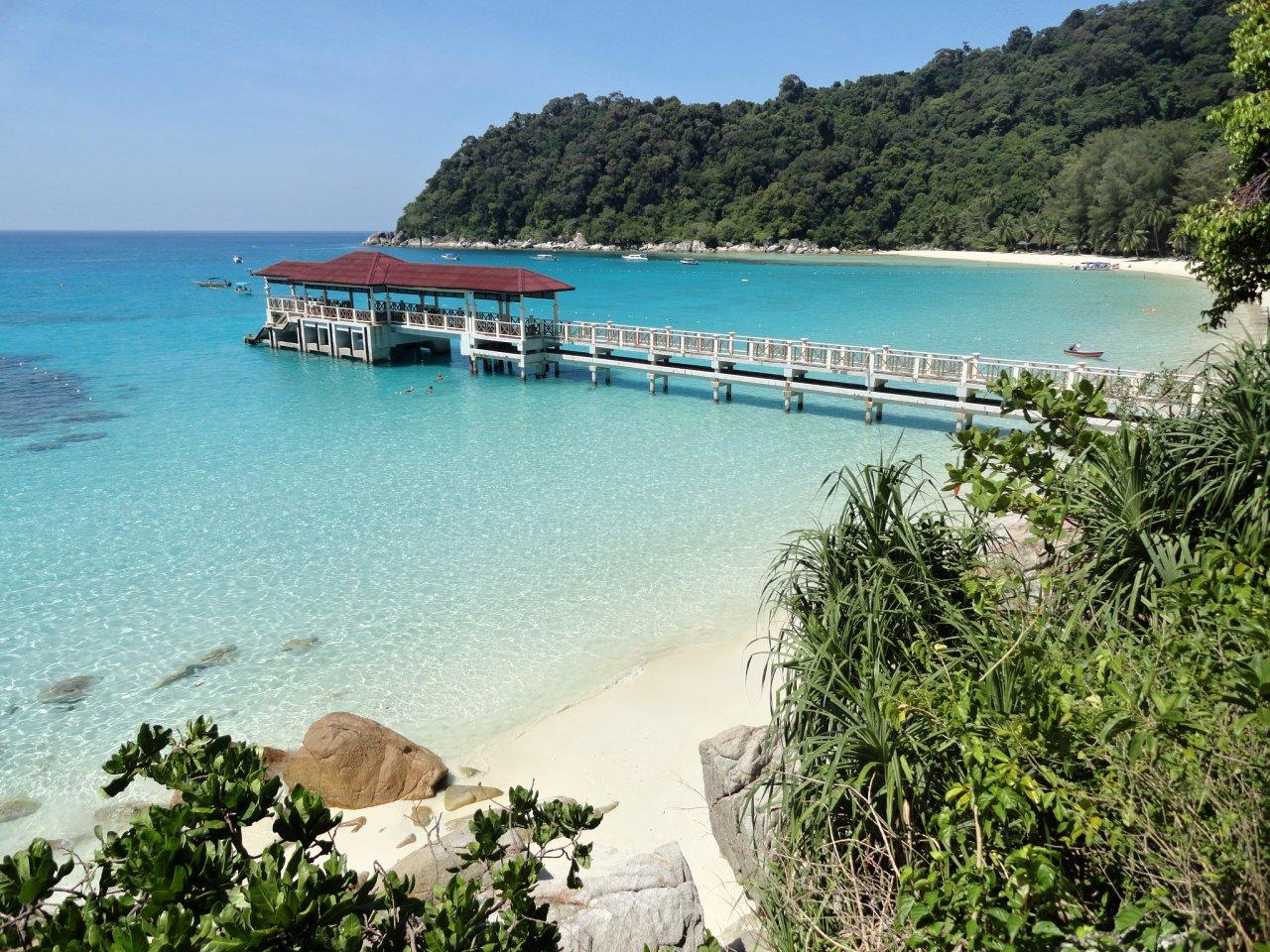 Perhentian Island Resort (PIR) Beach, Perhentian Besar, Malaysia