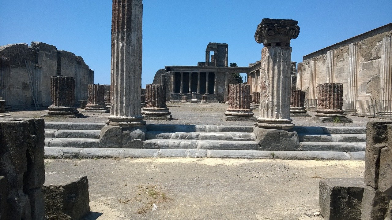 Pompeii, Italy
