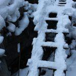 Suchá Belá gorge, winter hiking trip, Košice region, Slovakia - 10