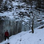 Suchá Belá gorge, winter hiking trip, Košice region, Slovakia - 5