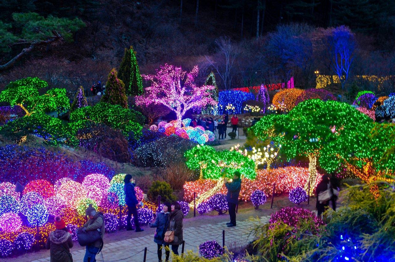 The Garden of Morning Calm, South Korea - GoVisity.com