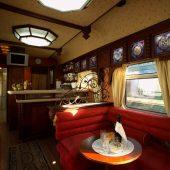 Trans-Siberian Railway, Russia