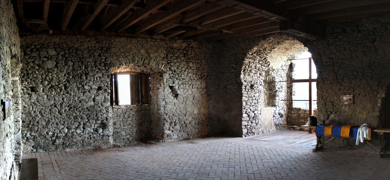 Viniansky hrad Castle, Dolný Zemplín, Košice region, Slovakia – 4