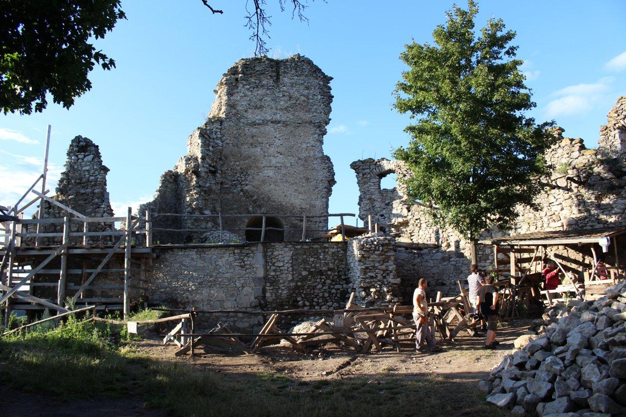 Viniansky hrad Castle, Dolný Zemplín, Košice region, Slovakia – 5