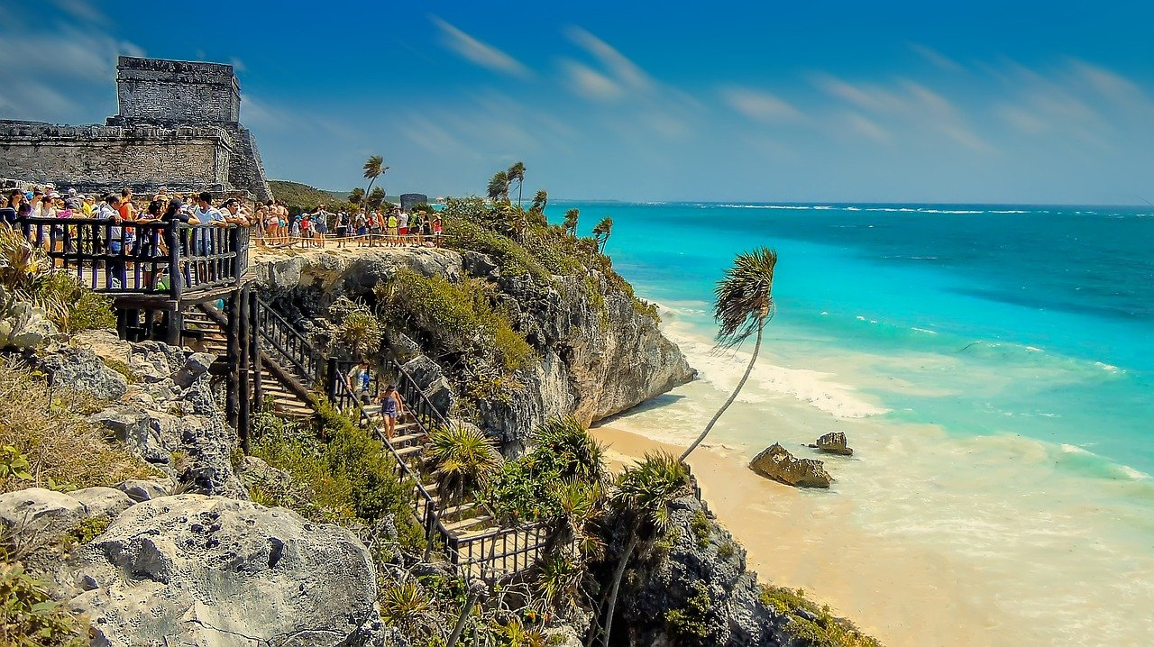 Tulum – for those looking for ideal beach holidays, Mexico