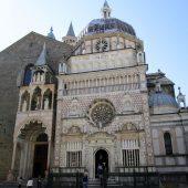 Basilica di Santa Maria Maggiore, Bergamo, Lombardy, Cities in Italy
