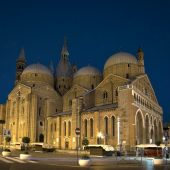 The Basilica of Sant'Antonio di Padova, Italy