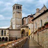Basilica of Saint Francis of Assisi, Italy