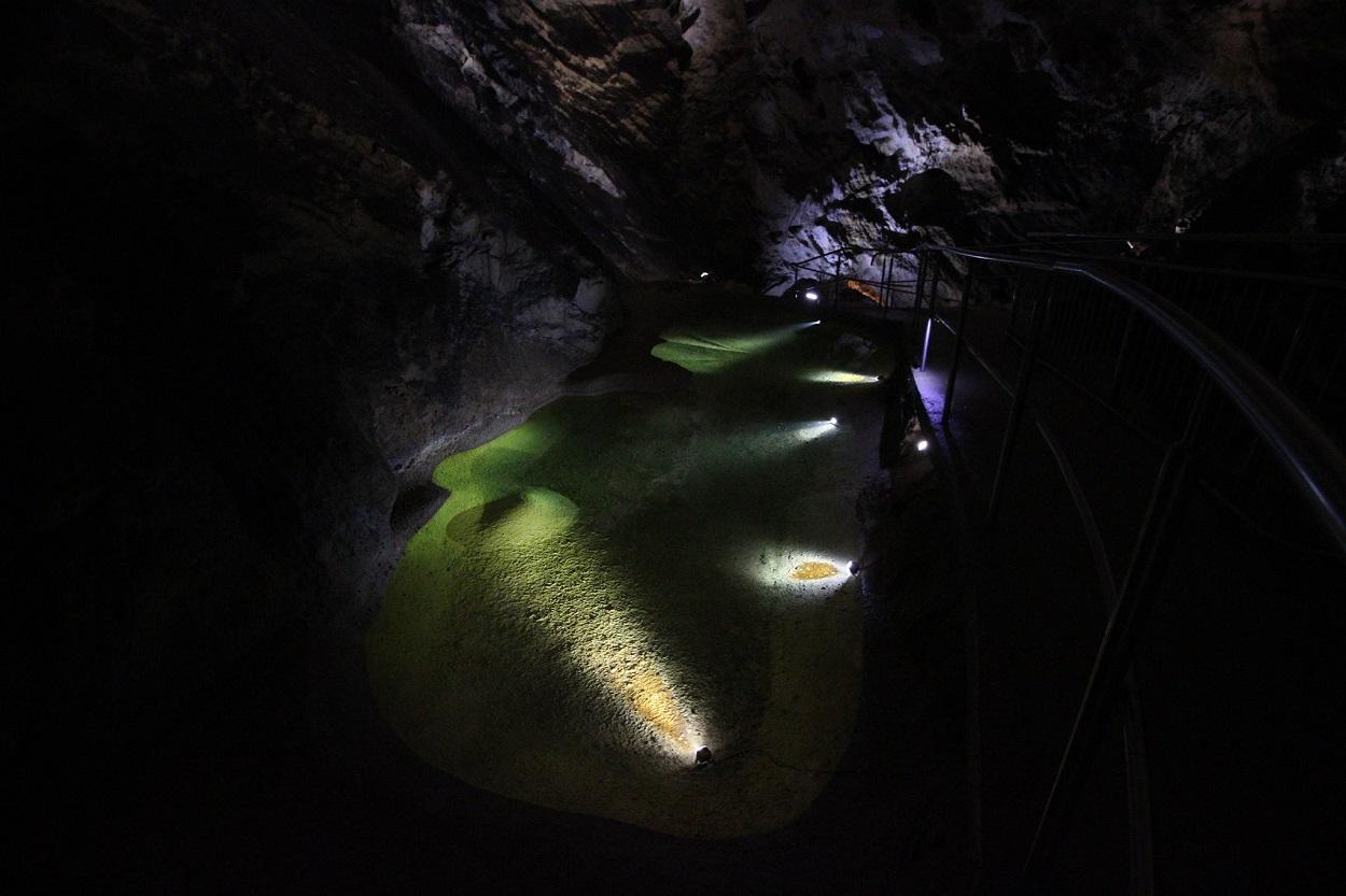 Belianska cave, Tatra Mountains, Slovakia 2