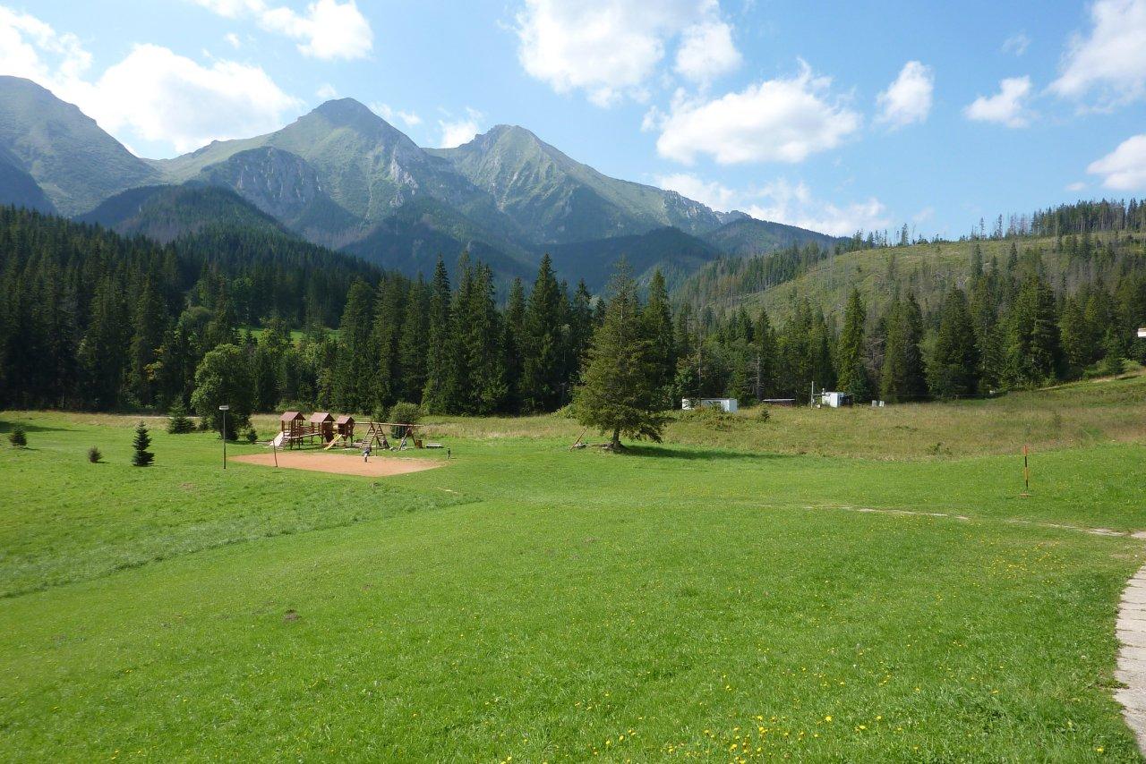 Belianske Tatry, Tatra mountains, Slovakia