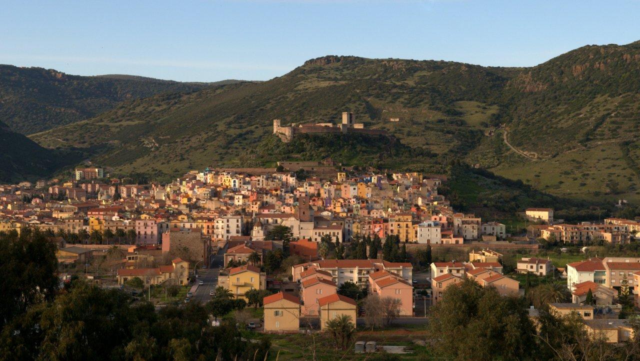 Bosa, Sardinia, Cities in Italy