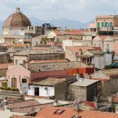 Cagliari City, Sardinia, Cities in Italy