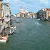 Canal Grande Venice, Italy