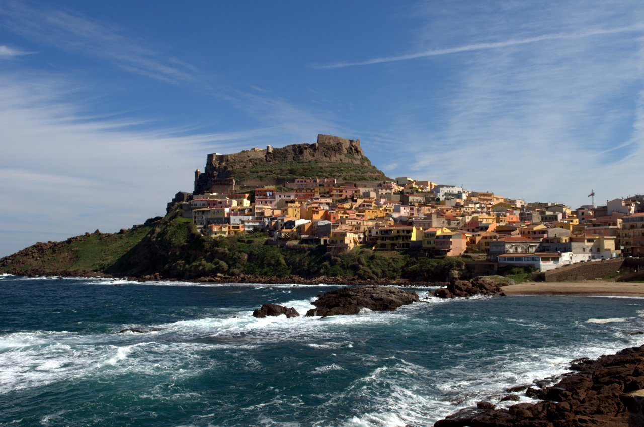 Castelsardo, Sardinia, Cities in Italy