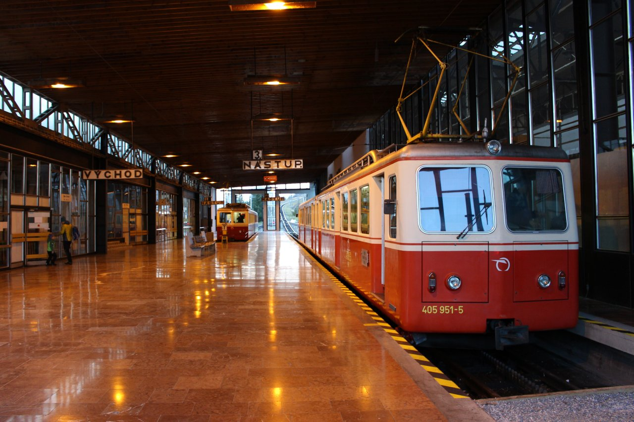 Cog Railway, Tatra mountains, Slovakia