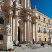 Duomo di Siracusa, Italy