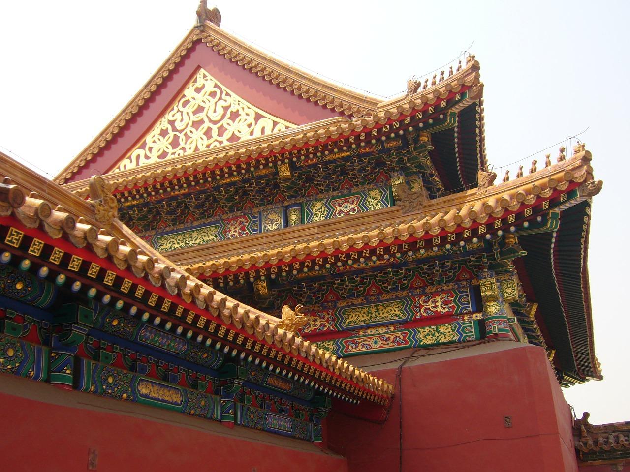 Forbidden City, Beijing – 1