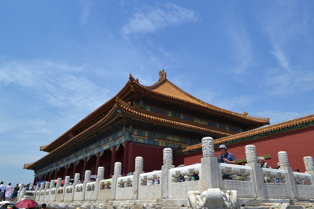 Forbidden City, Beijing – 3