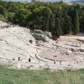 Greek Theater, Syracuse, Italy