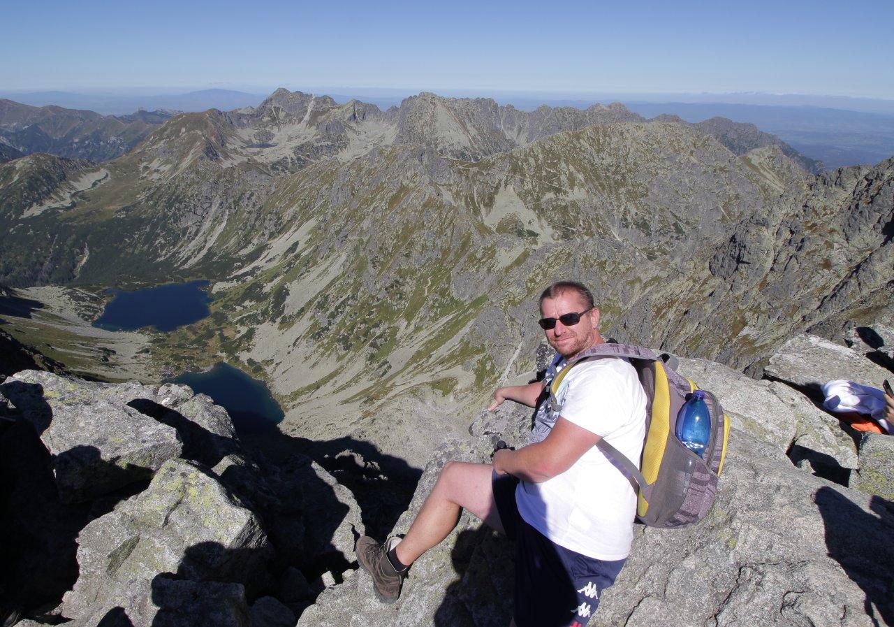 Koprovsky stit, High Tatras, Slovakia