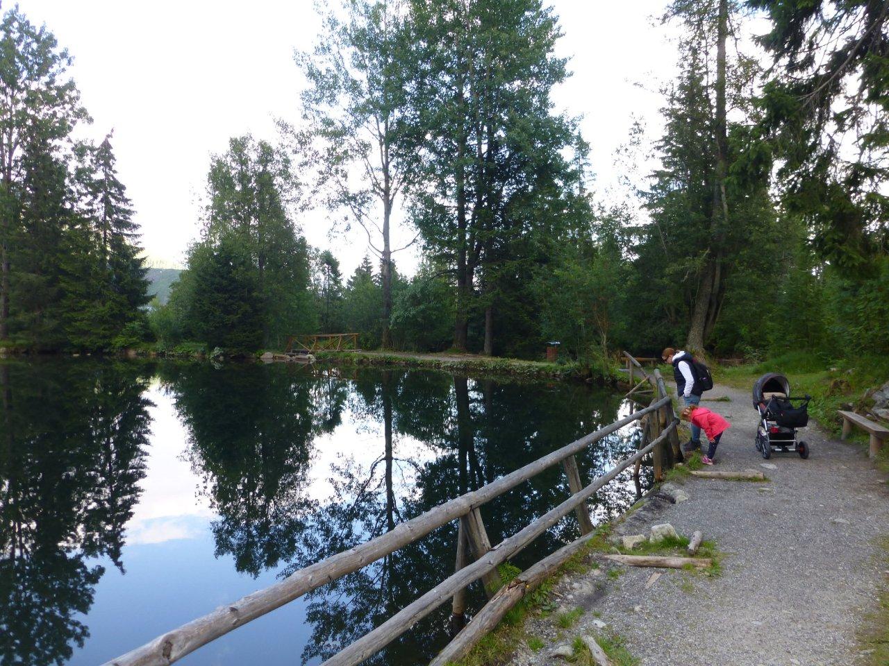 Lakes of Love, Tatra Mountains, Slovakia
