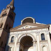 Basilica di Sant'Andrea, Mantova, Italy