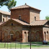 Mausoleum of Galla Placidia, Ravenna, Italy