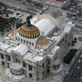 Palacio de Bellas Artes, Mexico City, Visit Mexico