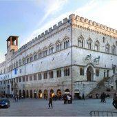 Palazzo dei Priori, Perugia, Italy