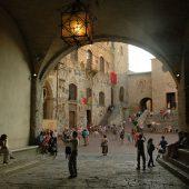 Palazzo del Podestà, San Gimignano, Italy