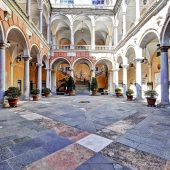 Palazzo Doria-Tursi - Musei di Strada Nuova, Genova, Italy