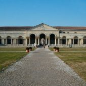 Palazzo Te, Mantova, Italy