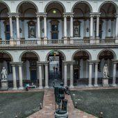 Pinacoteca di Brera, Milano, Italy