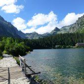 Popradské pleso, Tatra Mountains, Slovakia - 2