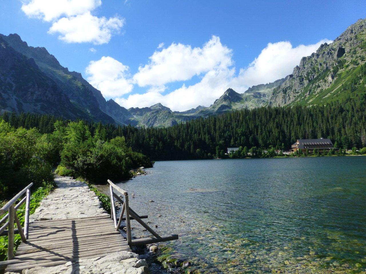 Popradské pleso, Tatra Mountains, Slovakia – 2